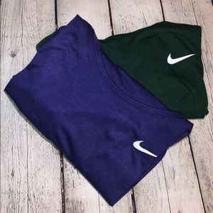 Two NWOT Nike Workout Tanks